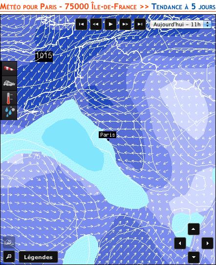 Carte Meteo Europe Aujourdhui.Abonnements Meteo Temperatures Previmeteo