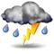 Pictogramme météo